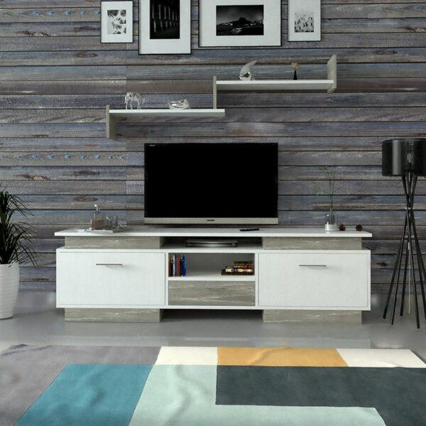 طاولة تلفزيون تصميم تركي حديث 47